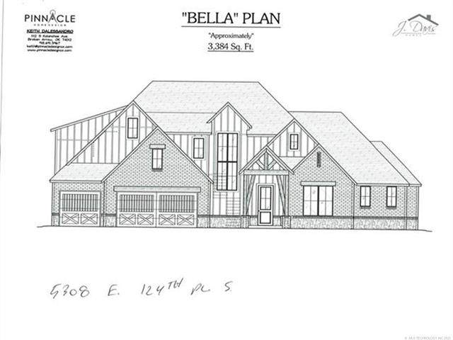 5308 E 124th Place S, Tulsa, OK 74008 (MLS #2112722) :: Owasso Homes and Lifestyle