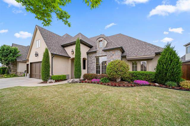 10345 E 124th Place S, Bixby, OK 74008 (MLS #2112728) :: Active Real Estate