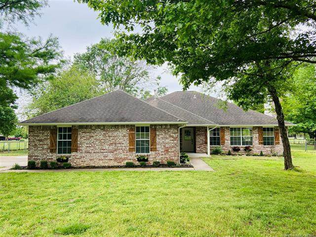18754 S Old Hwy 88, Claremore, OK 74017 (MLS #2113266) :: Active Real Estate