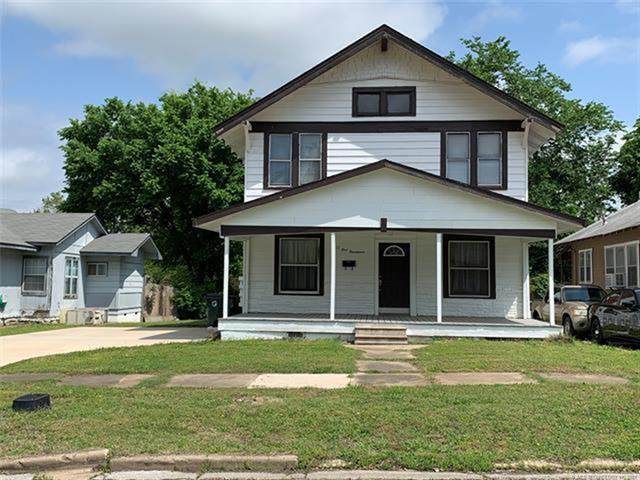 615 E 14th Street, Okmulgee, OK 74447 (MLS #2113269) :: Hopper Group at RE/MAX Results