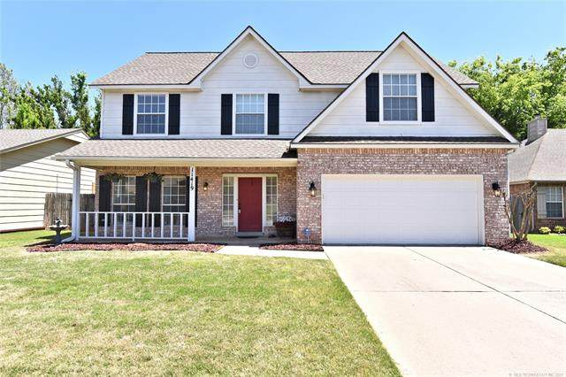 11419 S 108th East Place, Bixby, OK 74008 (MLS #2113335) :: Hopper Group at RE/MAX Results
