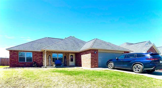 1412 Sweetgum Place, Mcalester, OK 74501 (MLS #2113756) :: Hopper Group at RE/MAX Results