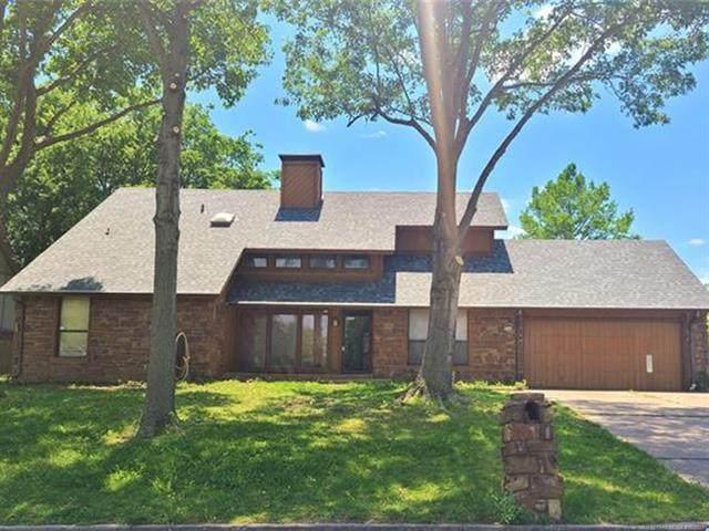 6722 E 78th Place, Tulsa, OK 74133 (MLS #2113821) :: House Properties