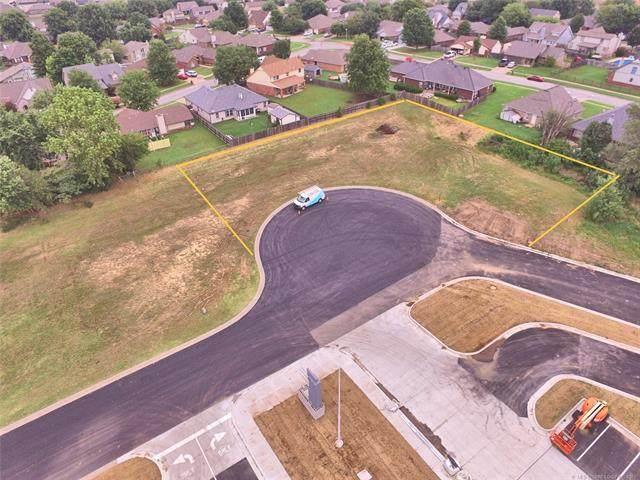 1007 E 138th Place, Glenpool, OK 74033 (MLS #2113829) :: Active Real Estate