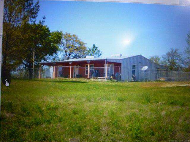 8994 S Highway 377, Kingston, OK 73439 (MLS #2114032) :: 580 Realty