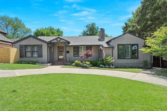 1530 E 36th Street, Tulsa, OK 74105 (MLS #2114057) :: House Properties