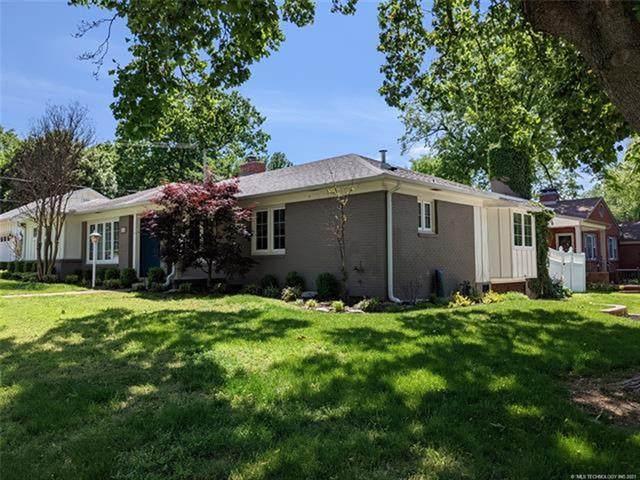 3408 S Yorktown Avenue, Tulsa, OK 74105 (MLS #2114277) :: House Properties