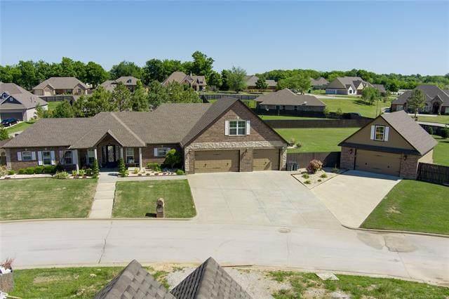 8527 Spring Creek Lane, Claremore, OK 74019 (MLS #2114283) :: 580 Realty