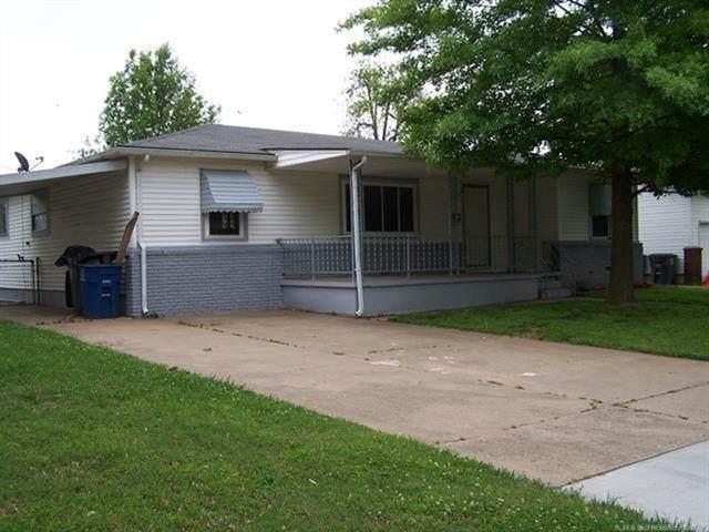 123 S 42nd Avenue W, Tulsa, OK 74127 (MLS #2114318) :: House Properties