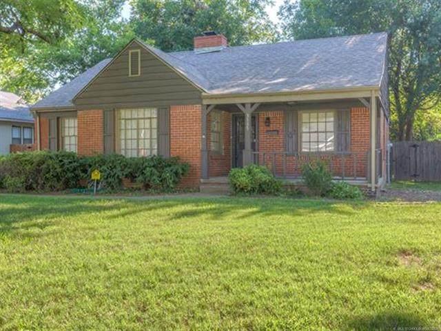 3135 S Madison Avenue, Tulsa, OK 74105 (MLS #2114338) :: Owasso Homes and Lifestyle
