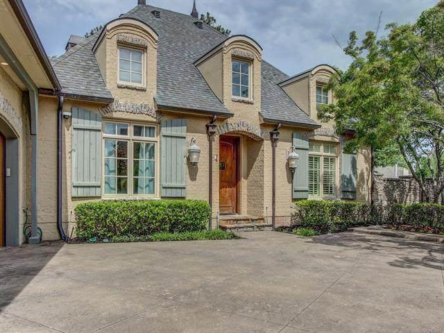 7932 S 90th East Avenue, Tulsa, OK 74133 (MLS #2114374) :: House Properties