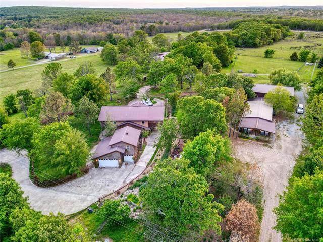 8237 Hwy 113, Mcalester, OK 74501 (MLS #2114642) :: House Properties