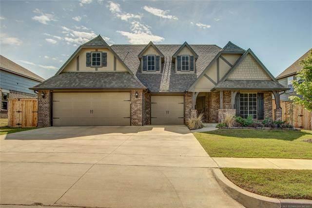 11123 S Adams Street, Jenks, OK 74037 (MLS #2114817) :: Active Real Estate
