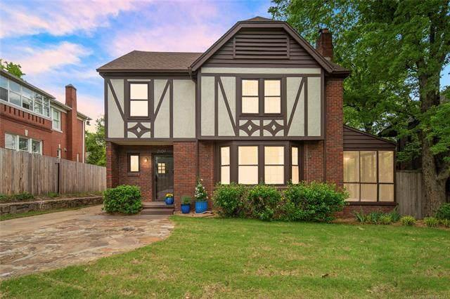 2609 S Trenton Avenue, Tulsa, OK 74114 (MLS #2114865) :: Owasso Homes and Lifestyle