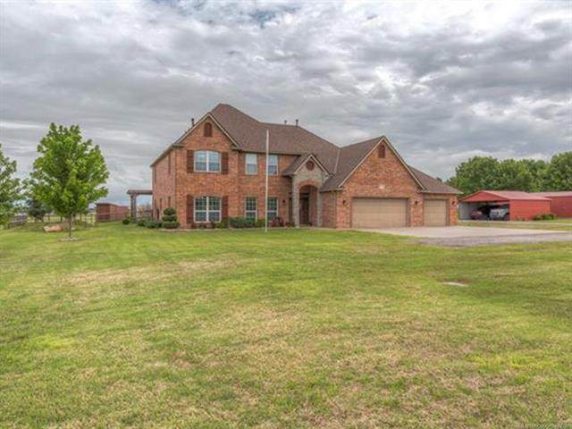 12735 E 126th Street North, Collinsville, OK 74021 (MLS #2114866) :: House Properties