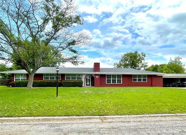 1208 S Meadow Drive, Ardmore, OK 73401 (MLS #2114872) :: House Properties