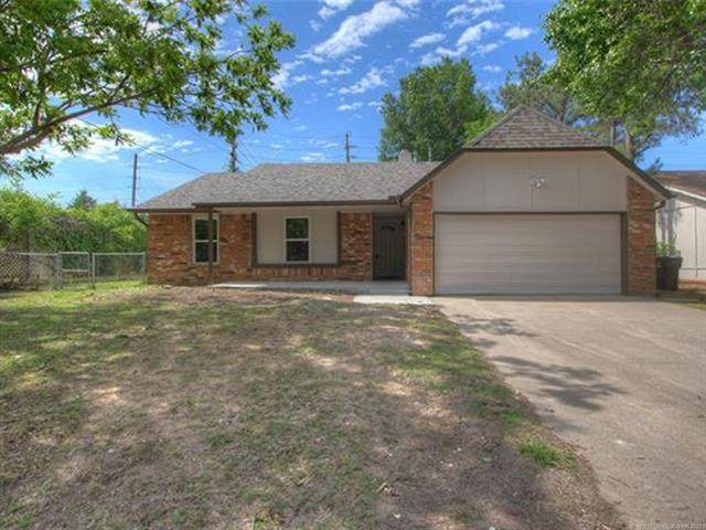 4321 W Reno Street, Broken Arrow, OK 74012 (MLS #2114930) :: House Properties