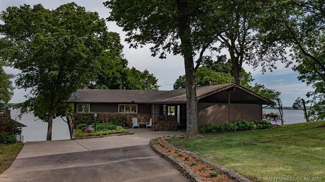 132 Sundance, Pryor, OK 74361 (MLS #2114968) :: Active Real Estate