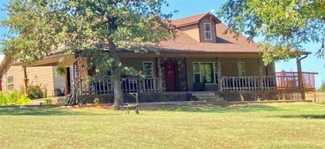 17248 N County Road 3330, Stratford, OK 74872 (#2114977) :: Homes By Lainie Real Estate Group