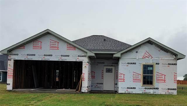 1189 Golden Owl Circle, Calera, OK 74730 (MLS #2115264) :: Active Real Estate
