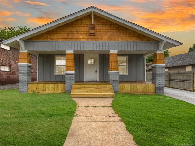 2536 E 7th Street, Tulsa, OK 74104 (MLS #2115278) :: 918HomeTeam - KW Realty Preferred