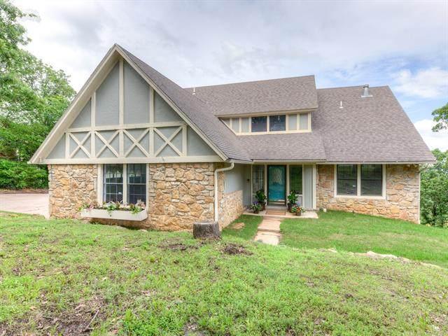715 Oak Ridge Drive, Sand Springs, OK 74063 (MLS #2115317) :: 918HomeTeam - KW Realty Preferred