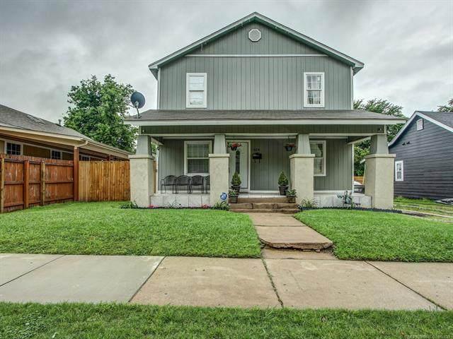 824 S Trenton Avenue, Tulsa, OK 74120 (MLS #2115413) :: Hopper Group at RE/MAX Results