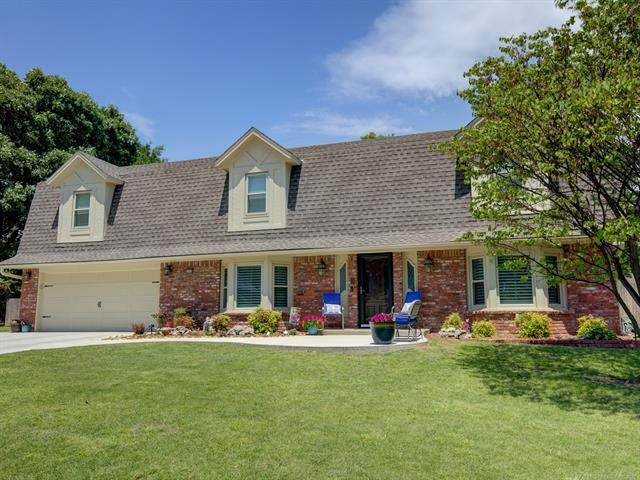 4109 E 63rd Place, Tulsa, OK 74136 (MLS #2115452) :: Hopper Group at RE/MAX Results