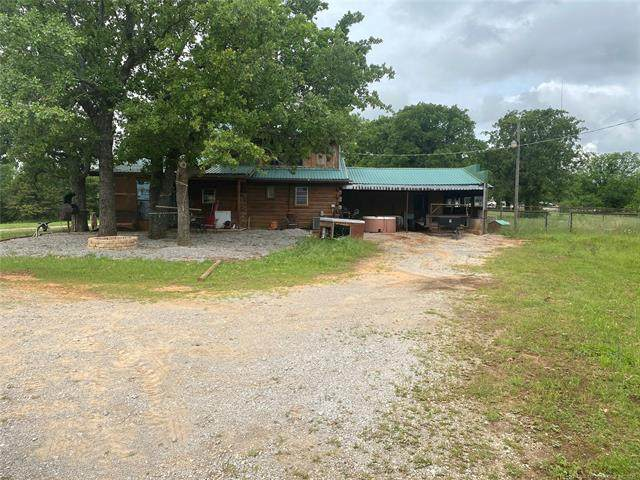 25614 State Highway 76, Ratliff City, OK 73481 (MLS #2115676) :: Active Real Estate