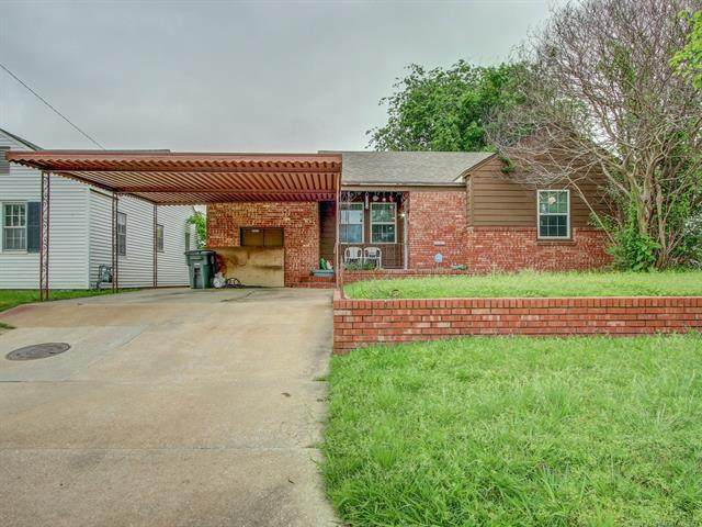 3117 E Admiral Boulevard, Tulsa, OK 74110 (MLS #2115875) :: Owasso Homes and Lifestyle