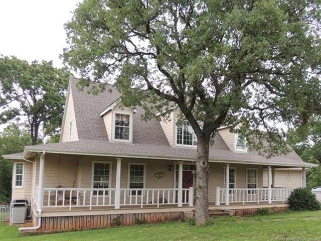 6508 E 104th Street, Perkins, OK 74059 (MLS #2116025) :: Active Real Estate