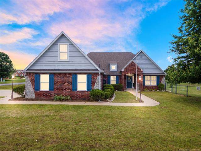 16340 E 125th Street N, Collinsville, OK 74021 (MLS #2116496) :: Active Real Estate
