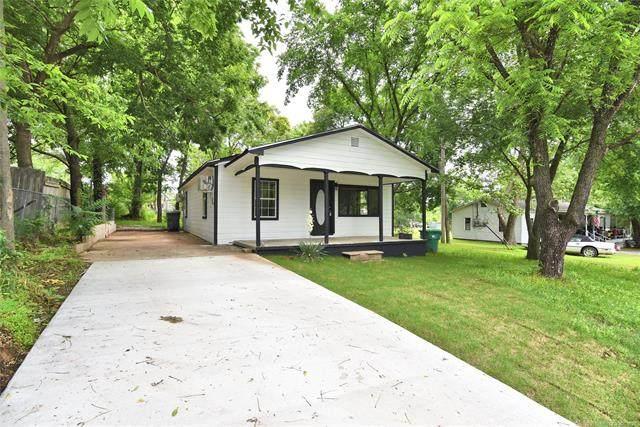 129 E Jackson Avenue S, Sapulpa, OK 74066 (MLS #2116606) :: 580 Realty