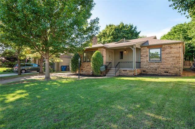 2637 E 20th Street, Tulsa, OK 74104 (MLS #2116744) :: 918HomeTeam - KW Realty Preferred