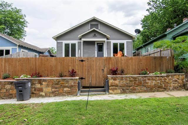 1406 W Admiral Boulevard, Tulsa, OK 74127 (MLS #2117062) :: Active Real Estate
