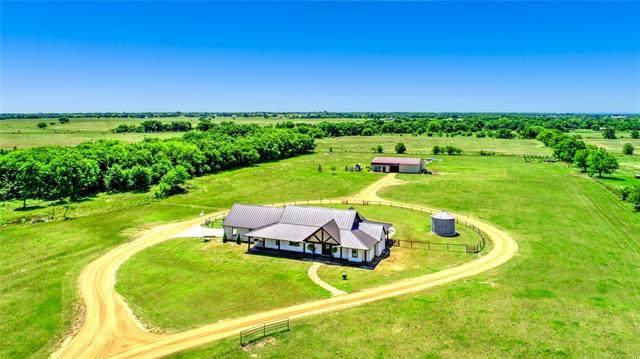 575 Sterret, Calera, OK 74730 (MLS #2117125) :: Active Real Estate