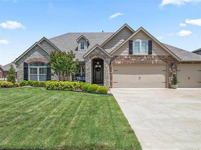 12605 S 66th East Avenue, Bixby, OK 74008 (MLS #2117133) :: Hopper Group at RE/MAX Results