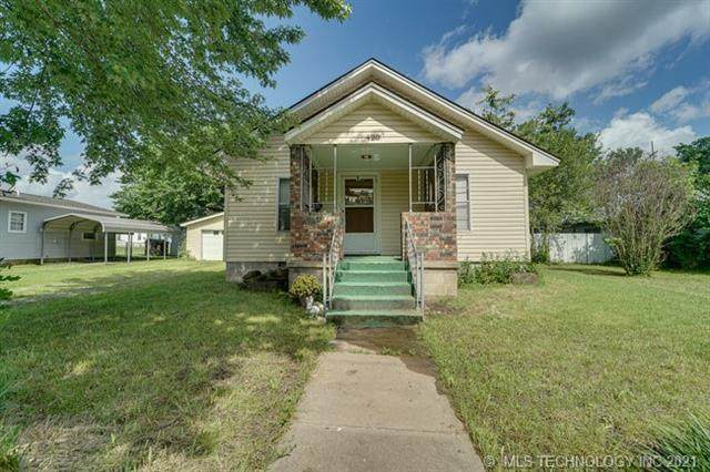 420 S She She Avenue, Hominy, OK 74035 (MLS #2117296) :: Hopper Group at RE/MAX Results