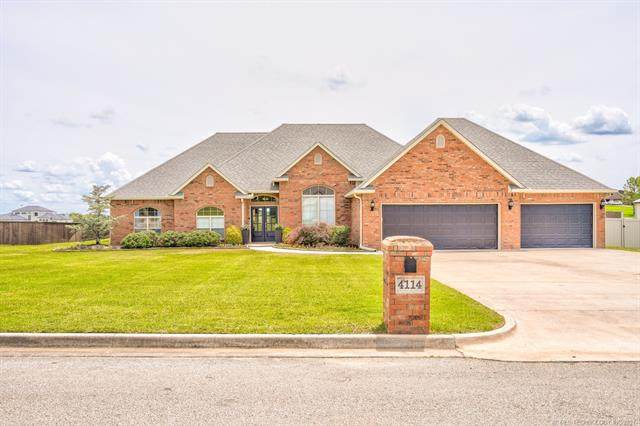4114 Rolling Hills, Ardmore, OK 73401 (MLS #2117339) :: Hopper Group at RE/MAX Results