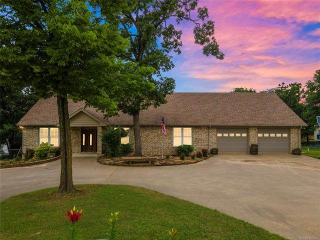 110512 S 4181 Road, Checotah, OK 74426 (MLS #2117435) :: Active Real Estate