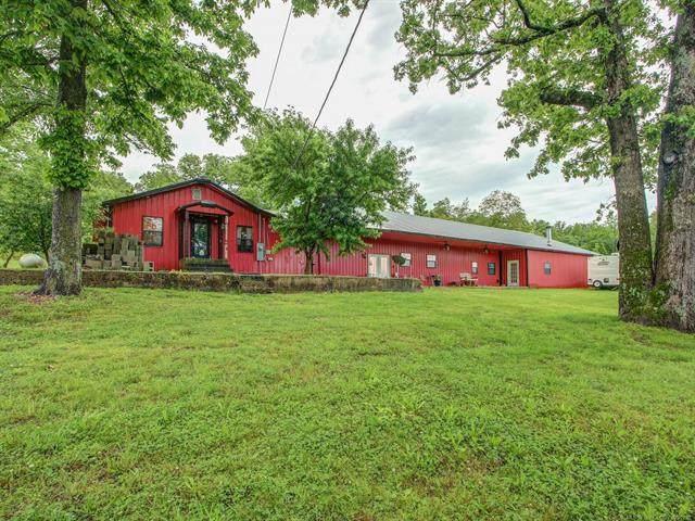 68417 S 4656 Road, Westville, OK 74965 (MLS #2117600) :: 918HomeTeam - KW Realty Preferred