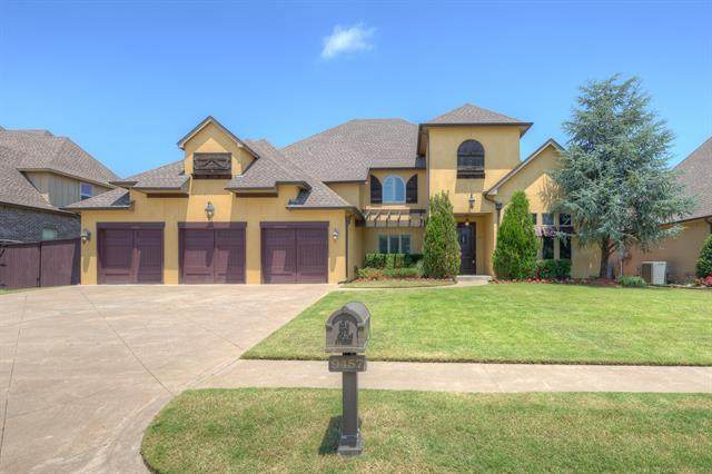 9457 E 108th Street S, Tulsa, OK 74133 (MLS #2117631) :: Active Real Estate