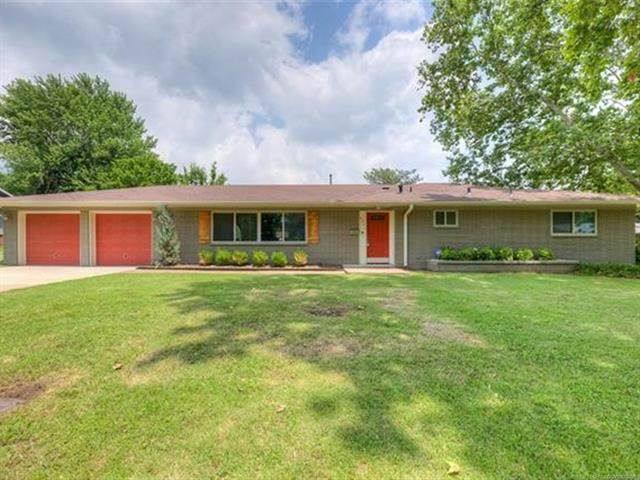 809 N Xenophon Avenue, Tulsa, OK 74127 (MLS #2117768) :: 918HomeTeam - KW Realty Preferred
