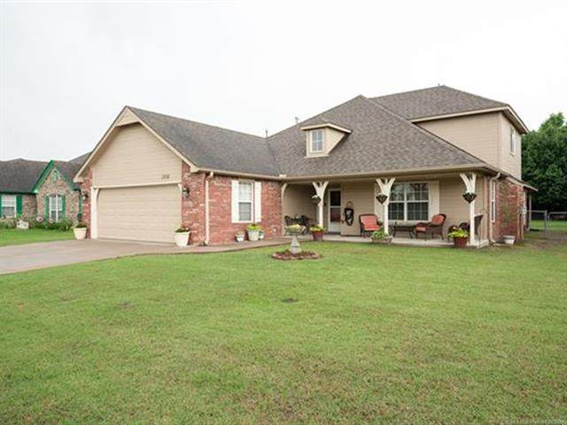 13102 N 131st Avenue E, Collinsville, OK 74021 (MLS #2117802) :: Owasso Homes and Lifestyle