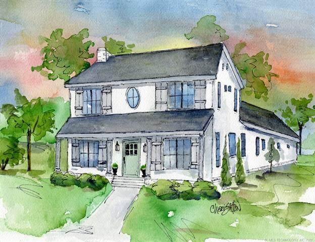 2326 E 17th Street, Tulsa, OK 74104 (MLS #2117922) :: Active Real Estate