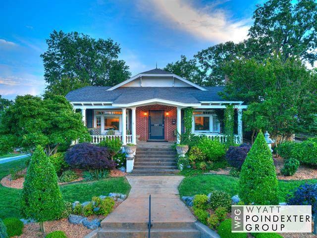 201 Forest Avenue, Eufaula, OK 74432 (MLS #2118027) :: 580 Realty
