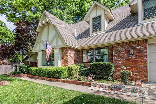 4307 E 80th Street, Tulsa, OK 74136 (MLS #2118080) :: Active Real Estate