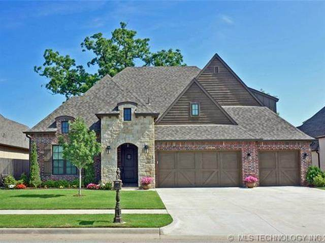 6927 E 124th Street S, Bixby, OK 74008 (MLS #2118095) :: Hopper Group at RE/MAX Results