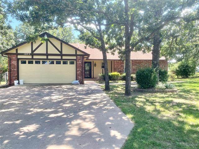 11604 W 64th Street S, Sapulpa, OK 74066 (MLS #2118157) :: Active Real Estate