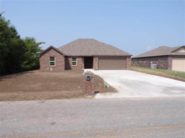 9564 Osage Drive, Sperry, OK 74073 (MLS #2118164) :: Owasso Homes and Lifestyle
